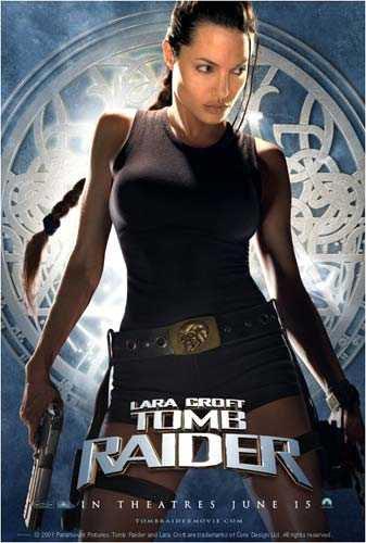 tomb teaser poster Tomb Raider Ascensão